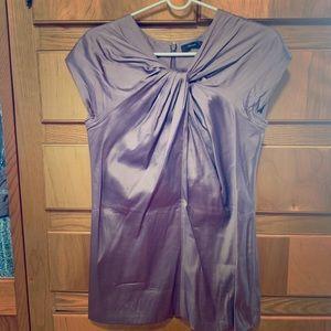 Exquisite silk Vera Wang tunic